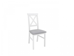 Valgomojo kėdė ALLA 3 balta Обеденные стулья