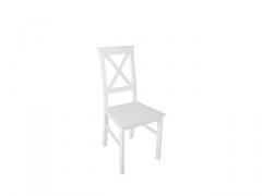 Valgomojo kėdė ALLA 4 balta Dining chairs