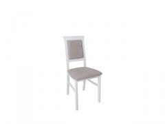Valgomojo kėdė ALLANIS 2 balta Valgomojo kėdės