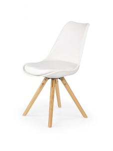 Valgomojo kėdė K201 balta