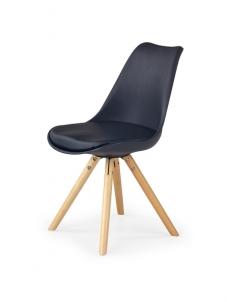 Valgomojo kėdė K201 juoda