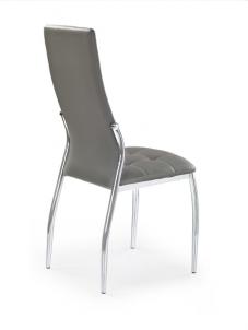 Valgomojo kėdė K209 pilka