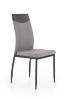 Valgomojo kėdė K276 šviesiai pilka