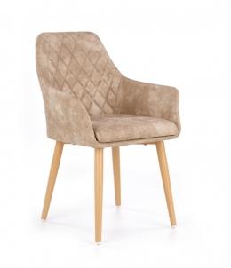 Valgomojo kėdė K287 smėlio