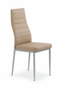 Valgomojo kėdė K70 šviesiai ruda Ēdamistabas krēsli