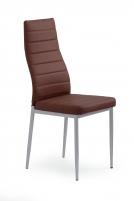 Valgomojo kėdė K70 tamsiai ruda Ēdamistabas krēsli