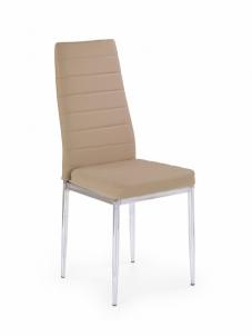 Valgomojo kėdė K70C tamsi smėlio