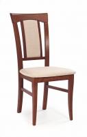 Valgomojo kėdė KONRAD antikinė vyšnia / mesh 1 Dining chairs