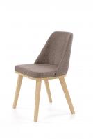 Valgomojo kėdė PUEBLO medaus ąžuolas / KRETA 13