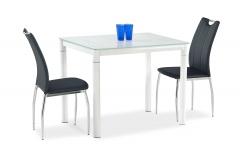Valgomojo stalas ARGUS pieniška/balta