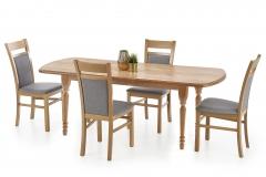 Valgomojo stalas ARNOLD ąžuolas craft