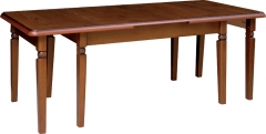 Valgomojo stalas Bawaria Max 160-360 Mēbeļu kolekcijas bawaria