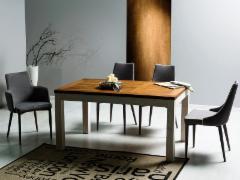 Table Beskid 90x150 Baldų kolekcija Scandinavian
