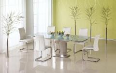 Table with pop-up Alessandro Dining room tables
