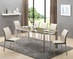 Table with pop-up Arabis