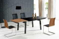 Table with pop-up Benedikt Dining room tables