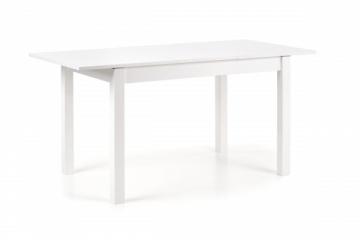 Valgomojo stalas MAURYCY baltas