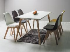 Valgomojo stalas Milan 180