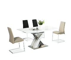 Table Raul (white) Dining room tables