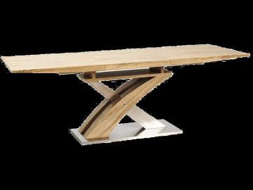 Valgomojo Stalas Raul 160 ąžuolas sonoma Valgomojo stalai