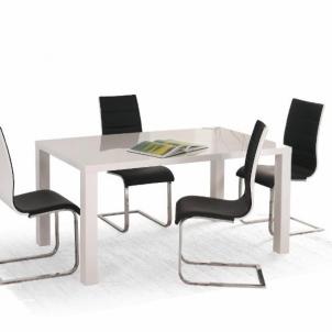 Valgomojo stalas Ronald 140/180/80 išskleidžiamas