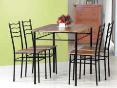 Table with chairs Esprit
