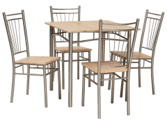 Table with chairs Fit Dining room tables