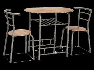 Valgomojo Stalas su kėdėmis Gabo