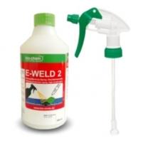 Valiklis BIO-CIRCLE E-WELD 2 500 ml + purkštukas Kitos suvirinimo medžiagos