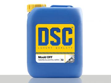 Valiklis DSC apipelijusiems paviršiams 5 ltr. Specialios paskirties valikliai