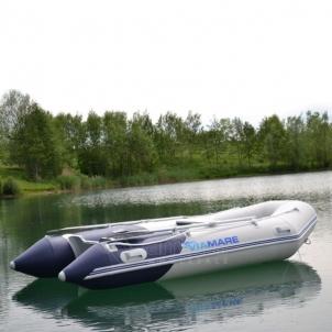 Valtis PVC VIAMARE 330 Aliuminiu dugnu Valtys