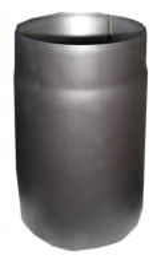 Vamzdis kamino D130 2x250 S Kaminų komplektuojančios dalys ir priedai