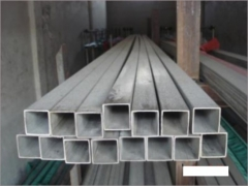 Vamzdžiai profiliniai 80x80x3 S235JR Square cornered tubes