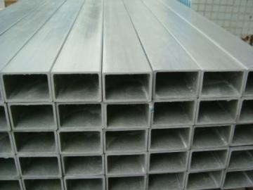 Vamzdžiai prof.100x50x4 S235 Stūriem caurules taisnstūra