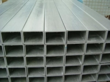 Vamzdžiai prof.80x60x2 S235 Stūriem caurules taisnstūra