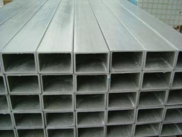 Rectangular tubes 80x60x2 S235 Rectangular cornered tubes