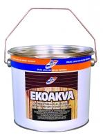 Vandeniu skiedžiamas akrilinis lakas Ekoakva 2,7 l Лаки