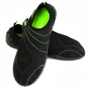 Vandens batai AQUA SPEED MODEL 15 black/green Water shoes