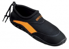 Vandens batai unisex 9217 30 36 black/orange