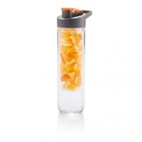 Vandens buteliukas su sieteliu, oranžinis