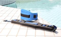 Vandens diržas Thera-band , L Sportui ir terapijai vandenyje