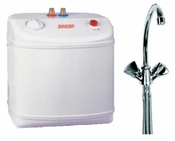 Vandens šildytuvas NIBE-BIAWAR OW-5.1 po kriaukle