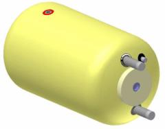 Vandens šildytuvas NIBE-BIAWAR W-E80.26 Plus 80L horizontalus, be teno Kombinētās ūdens sildītāji