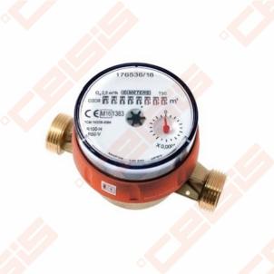 Vandens skaitiklis d20 (kv) 130mm Counters