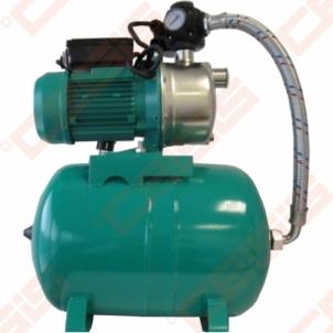 Vandens tiekimo sistema 50L Wilo-HWJ 203-X EM 50L; 1~230V; 0,75kW