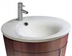 Vanity basin 58 cm Starck 1