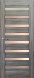 DOOR LEAF K60 MILANO 9 RETRO OAK WC Veneered doors