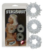 Varpos žiedai Stardust Cock Rings
