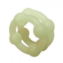 Varpos žiedas Ryškusis (šviečia tamsoje) Dzimumlocekļa gredzeni