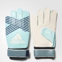 Vartininko pirštinės adidas ACE TRAINING BQ4588 sea-green, white logo Goalie gloves